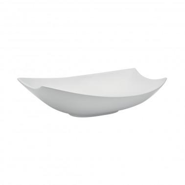 Coppa porcellana bufett barchetta Gural