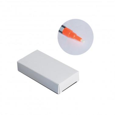 Pennarello gesso liquido bianco Conf. 8 pezzi
