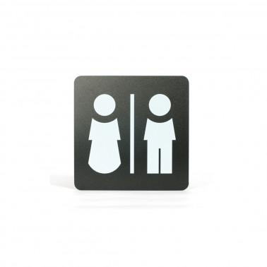 Pittogramma uomo/donna