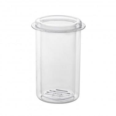 Portabottiglie termico trasparente guzzini