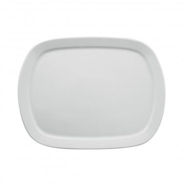 Vassoio porcellana buffet ovale Gural