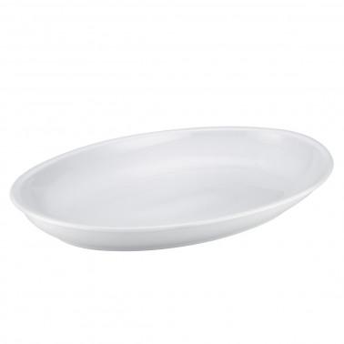 Vassoio porcellana ovale buffet Gural