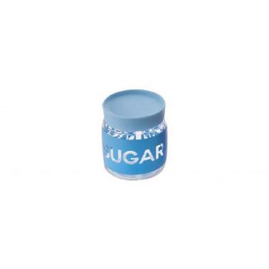 Barattolo zucchero con tappo azzurro Giara Soft