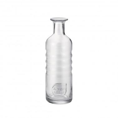 Bottiglia acqua optima lt 0,75