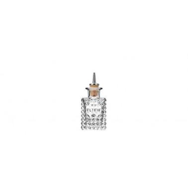 Bottiglia elixir vetro n. 1 con tappo versatore Mixology