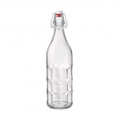 Bottiglia moresca con tappo lt 1