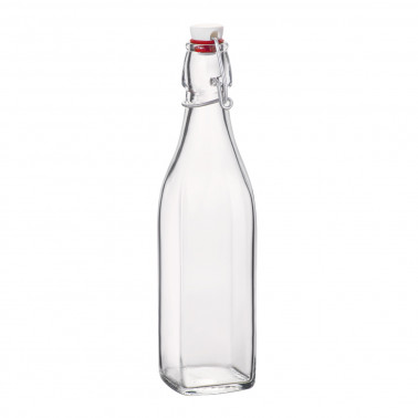 Bottiglia swing con tappo lt 1