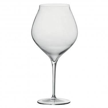 Calice vino nebbiolo/barolo Vinea degustazione Cristallino