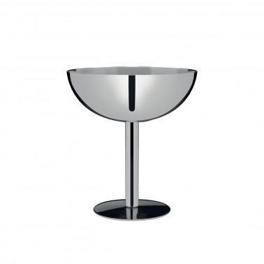 Coppa champagne acciaio inox