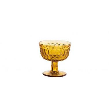Coppa gelato/macedonia ambra Camelot