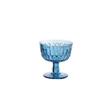 Coppa gelato/macedonia blu Camelot