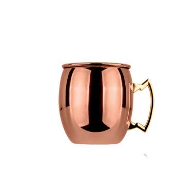 Mug moscow mule placcato rame