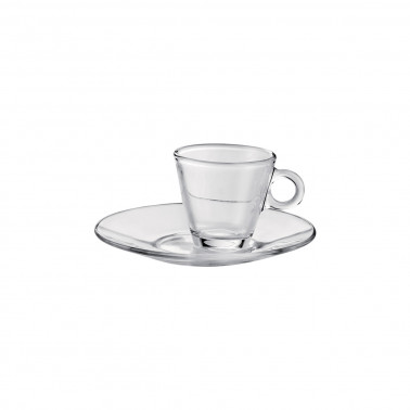Piattino per tazza caffè Easy Bar Temperato