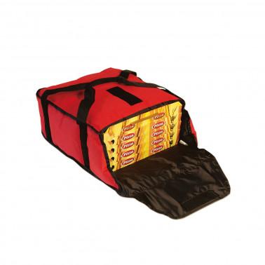 Borsa termica trasporto max 5 cartoni pizza Gi-Metal