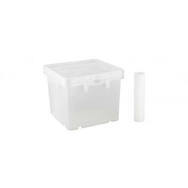 Box plastica trasporto piatti