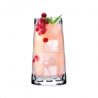 Bicchiere long drink Leafy