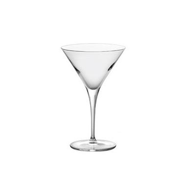 Calice martini Crescendo cristallino