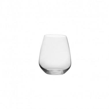 Bicchiere acqua Crescendo Cristallino Degustazione