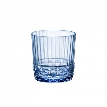 Bicchiere DOF America'20s Sepphire Blue