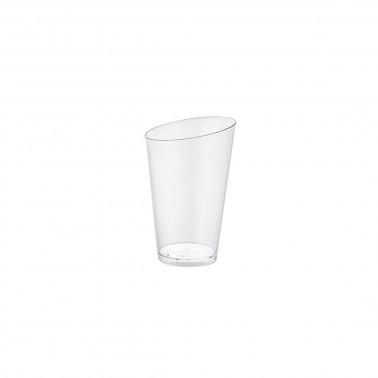 Bicchiere cc 70 finger food monodose polistirolo
