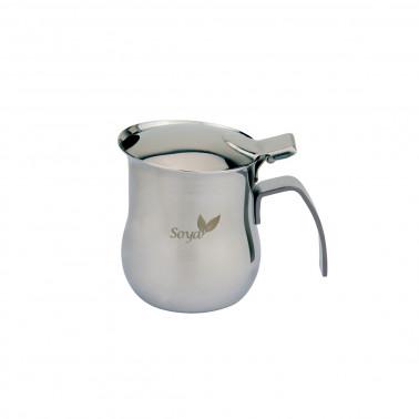 Caffettiera/teiera cl 15 tz 1/2 Omnia con logo soya