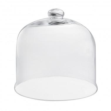Campana vetro soffiato a bocca alta
