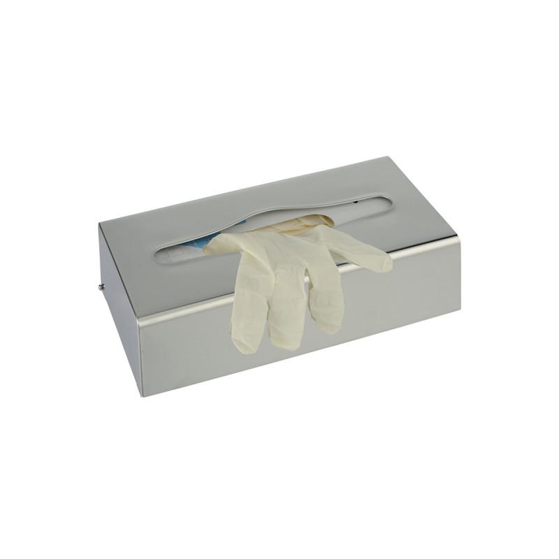 Distributore inox guanti-fazzoletti monouso
