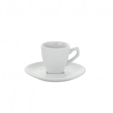 Piattino per tazza caffè elisa elegant