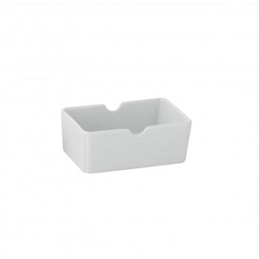 Portabustine porcellana 10,2x6,3 h4