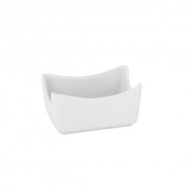 Portabustine porcellana 10x5 h5
