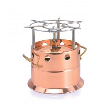 Fornello flambeau rame alto modello gas Ballarini