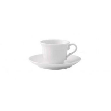 Piattino per tazza caffè CL 9 Venice Bianco