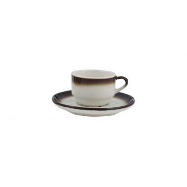Piatto per tazza caffè Marmaris brown