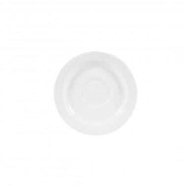 Piatto per tazza the Profile bianco