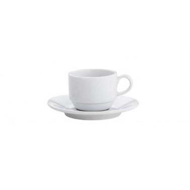 Tazza caffè Ambiente bianco