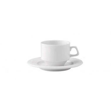 Tazza caffè Moscow Bianco