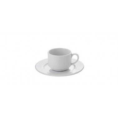 Tazza caffè Panama Bianco