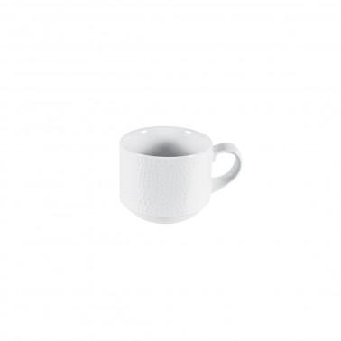 Tazza caffè Profile bianco