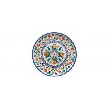 Vassoio tondo Decoro alhambra