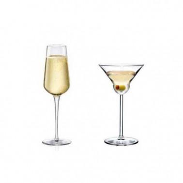 Calici flute - Coppe champagne - Martini