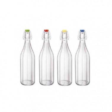 Bottiglie con tappo